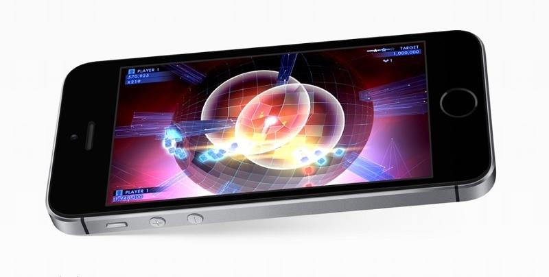 iPhone SE Design vs. iPhone 5S
