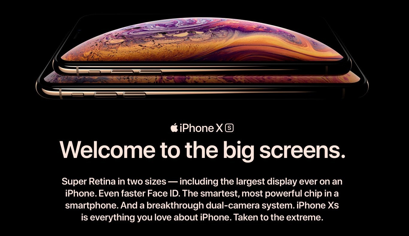 iphone xs max 256gb Apple IPhone XS Max 256GB – Dual SIM (nano-SIM) f23ac0504185f669e7dc8c6ffed1e786