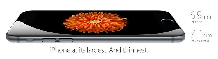 iphones 6 slim n thin