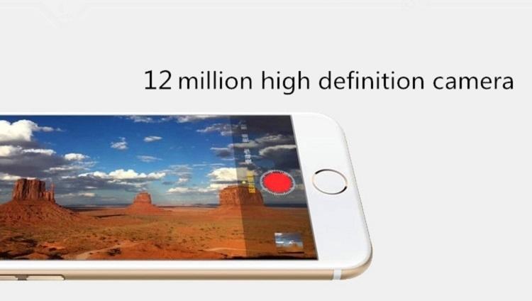 翻新手机iphone 6s 64GB + 2GB 12MP + 5MP 4.7寸带指纹苹果iphone6s解锁空间灰色9