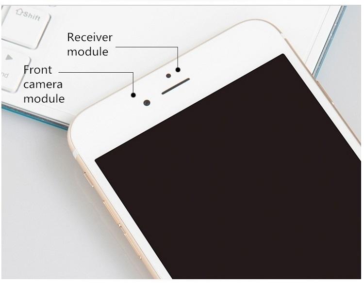 翻新手机iphone 6s 64GB + 2GB 12MP + 5MP 4.7寸带指纹苹果iphone6s解锁空间灰色10