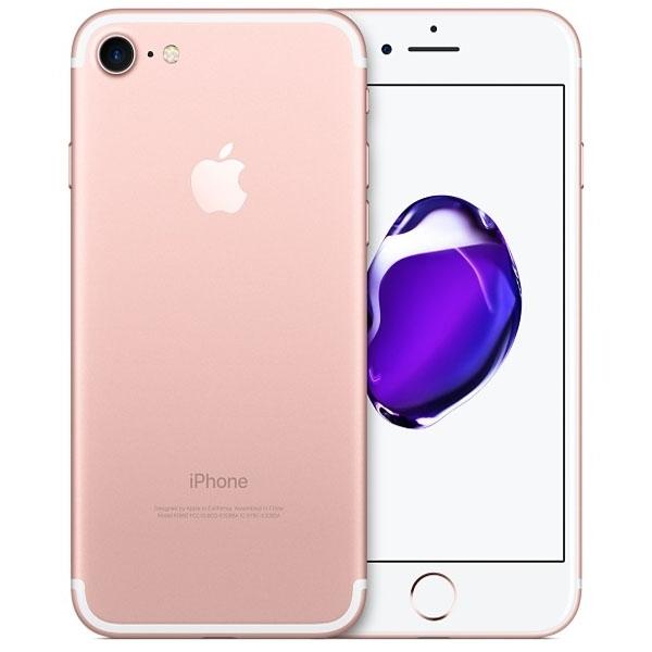 翻新手机iphone 7 32GB + 2GB 12M + 7MP 4.7寸苹果手机带指纹iphone7解锁银色5