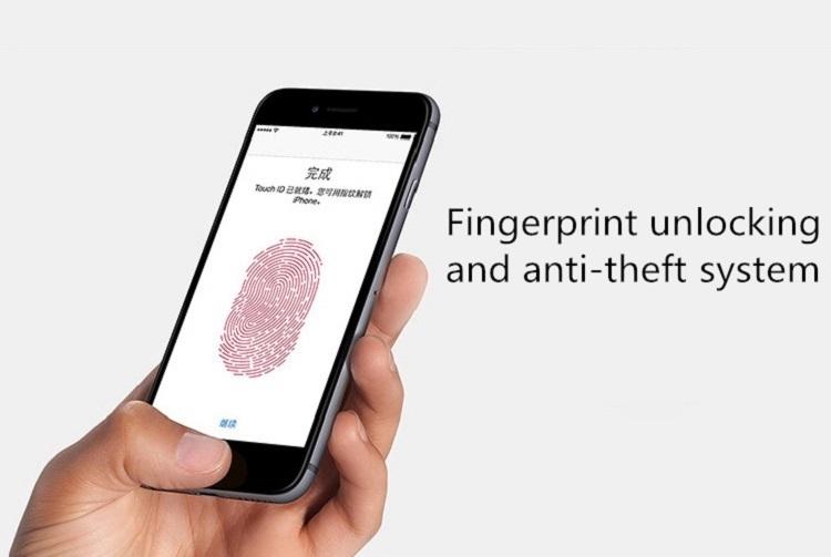 翻新手机iphone 6s 64GB + 2GB 12MP + 5MP 4.7寸带指纹苹果iphone6s解锁空间灰色6