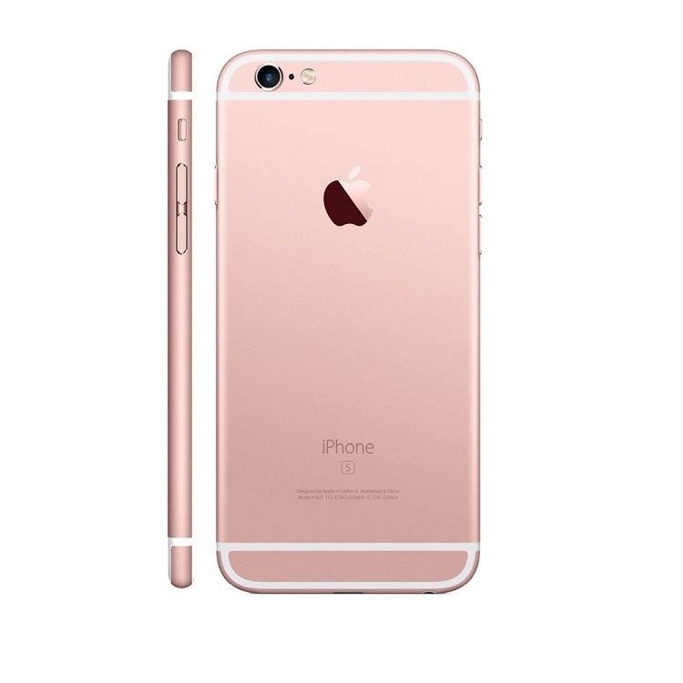 翻新手机iphone 6s 64GB + 2GB 12MP + 5MP 4.7英寸带指纹苹果iphone6s解锁空间灰色5
