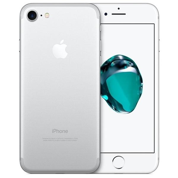 翻新手机iphone 7 32GB + 2GB 12M + 7MP 4.7寸苹果手机带指纹iphone7解锁银色6