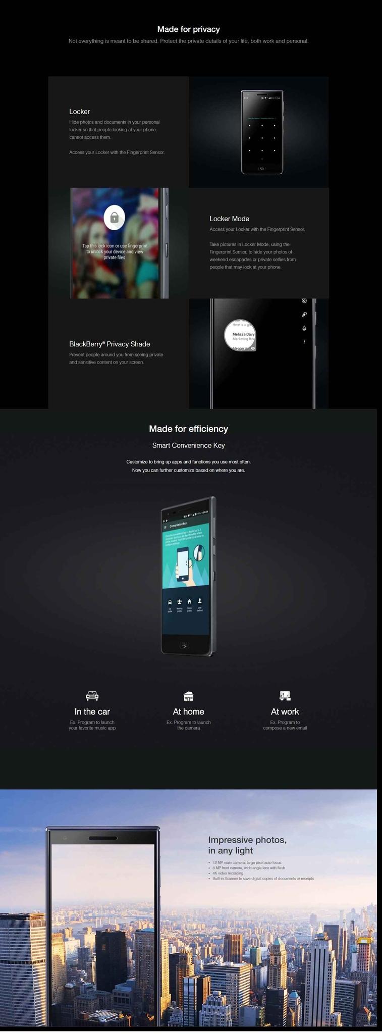 BlackBerry Keyone Motion (4GB, 32GB ROM) Android 7 1 Nougat, 12MP + 8MP 4G  Smartphone - Dual Sim - Black