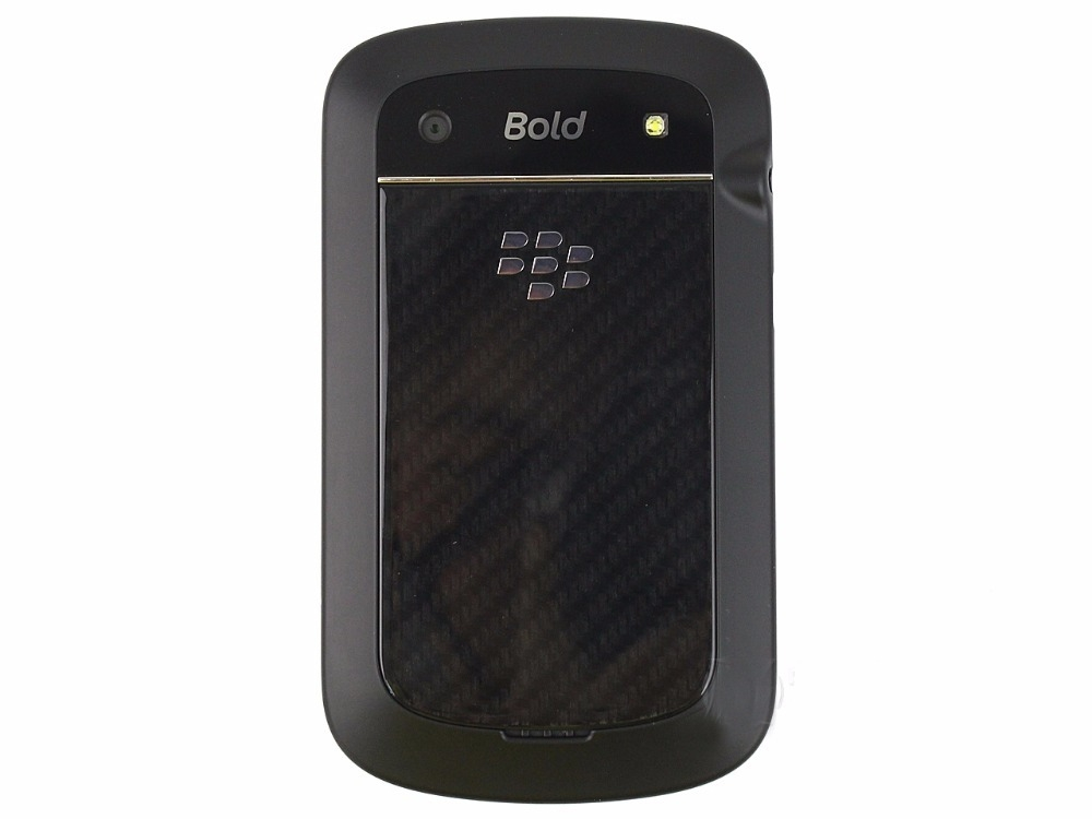 Blackberry 9900 Blod Touch Mobile Phone 3G Cell phones WiFi  5.0MP Camera QWERTY keyboard Smartphone black 2