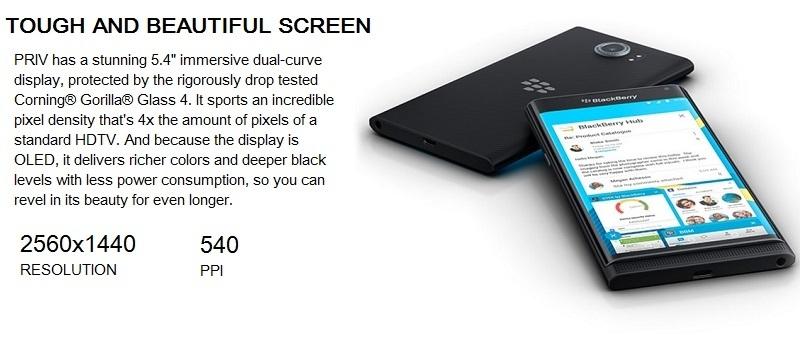 Blackberry Priv - Black | Jumia com ng