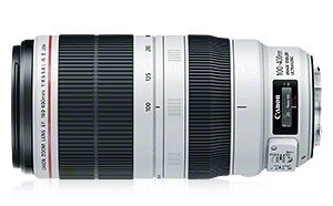 EF 100-400mm f/4.5–5.6L IS II USM