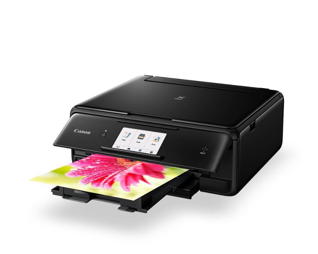 9670ff0cb1eeb2ac0536fb4d040d43a3 Canon MFP PIXMA TS8040   Print Photos, Scan & Copy AIO Printer   Black price on jumia