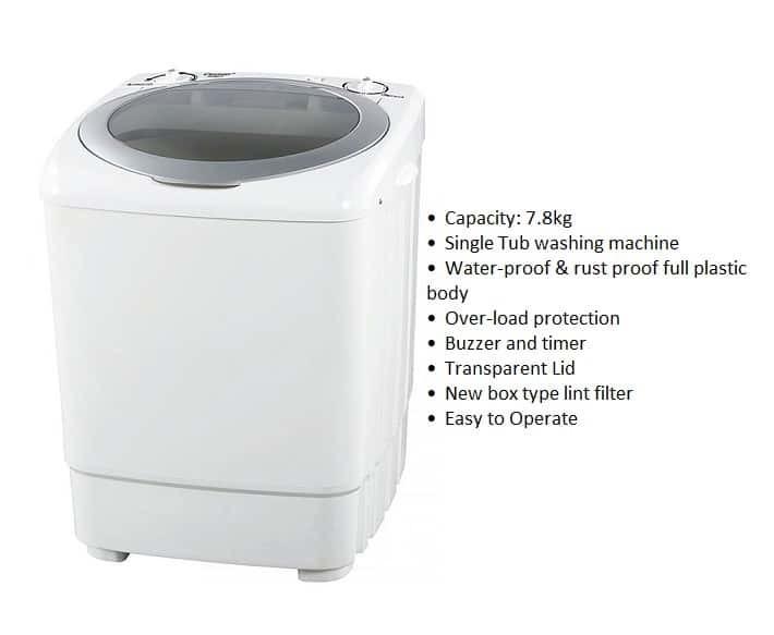 Buy Century Washing machine on Jumia
