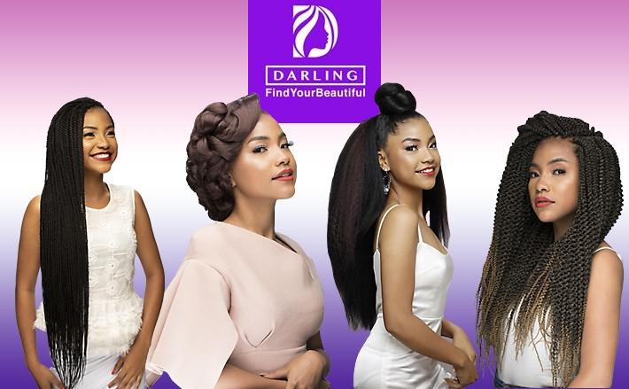 Buy affordable darling hair extensions in nigeria online