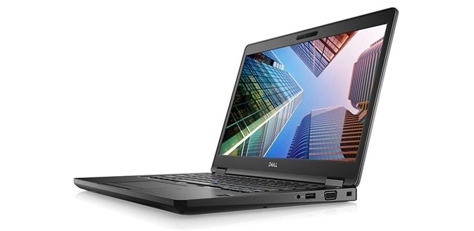 Latitude 5490 Laptop - Keeps up with you, and your work