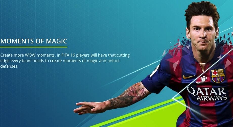 FIFA 16 Precision Passing