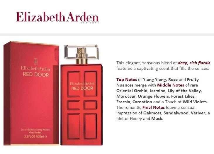 Elizabeth Arden Red Door EDT on jumia best price nigeria