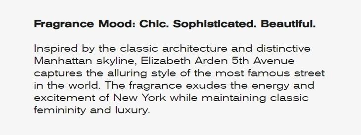 Elizabeth Arden 5th Avenue EDP on jumia