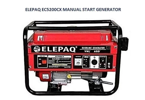 Elepaq ec5200cx generator on jumia best price nigeria