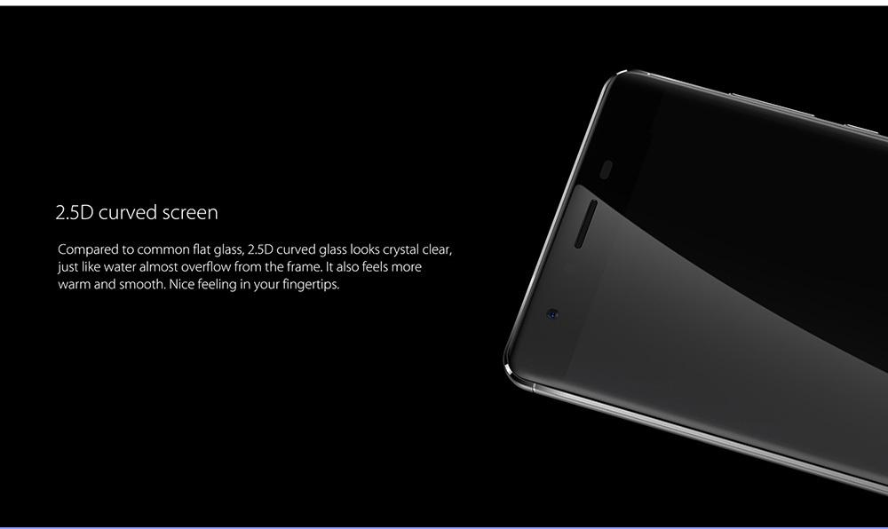 Elephone C1 Mini 4G Smartphone 5.0 inch 2.5D Arc Screen Android 6.0 MTK6737 Quad Core 1.3GHz 1GB RAM 16GB ROM Fingerprint Scanner Metal Body