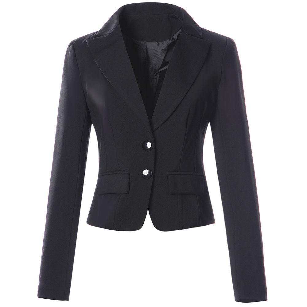 Kenancy Ladies Blazer - Black | Buy Online | Jumia Nigeria