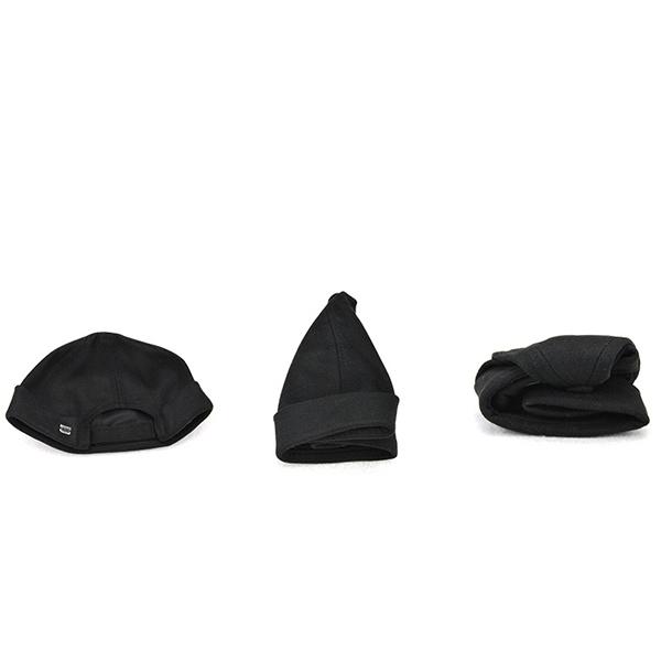 692ee1f87 Novelty Fold Skullcap Retro Sailor Cap, Men Women Warm Rolled Cuff Bucket  Cap Brimless Hat Adjustable Hook & Loop Cotton Bonnet