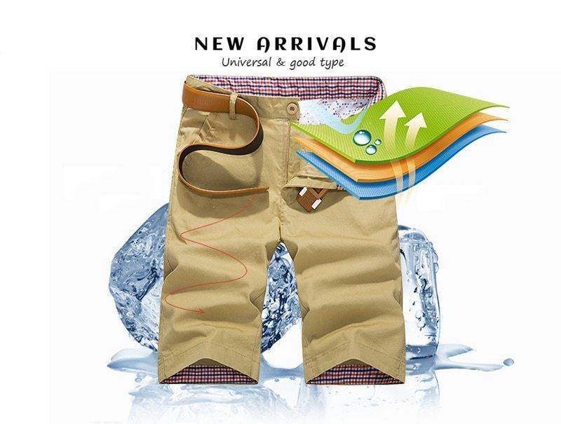 cotton shorts men0