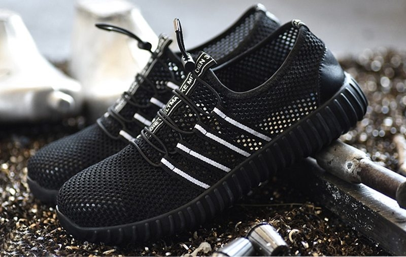 New-exhibition-Fashion-safety-shoes-Men's-breathable-mesh-anti-smashing-piercing-lightweight-steel-toe-cap-wear-site-work-shoes  (15)