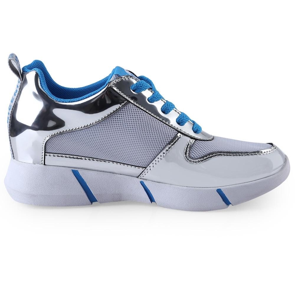 fashion casual mesh sports shoes blue buy
