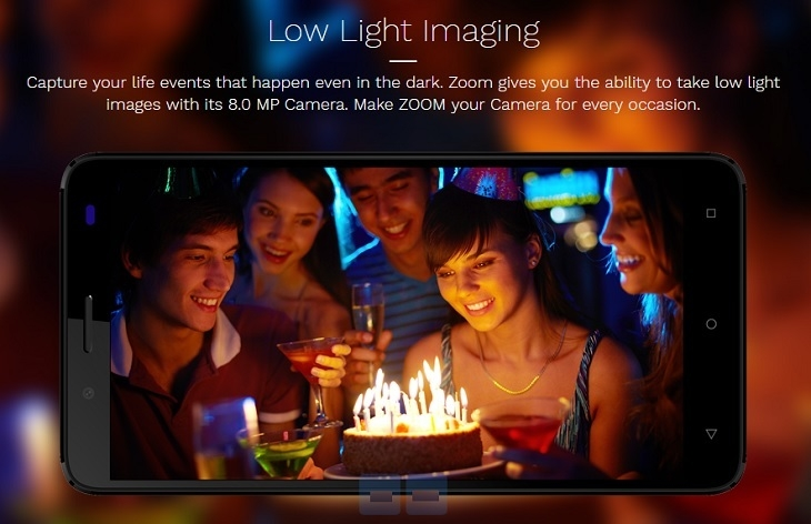 Fero Zoom LTE 8MP