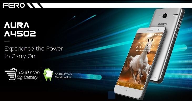 Fero Aura A4502 on Jumia