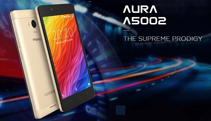 Fero A5002 on Jumia best price Nigeria