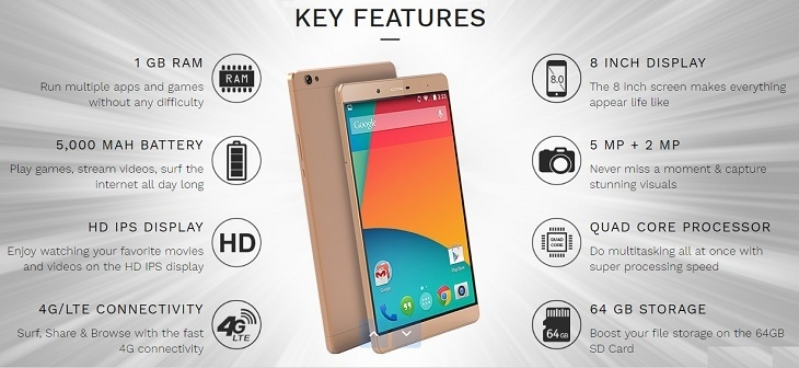 Image result for fero pad 8 review