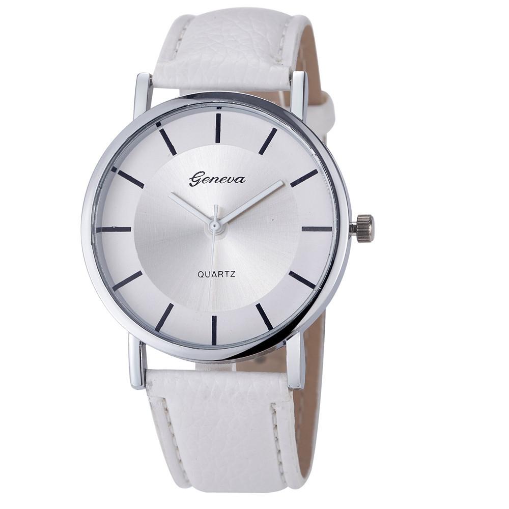 retro dial leather wristwatch on jumia