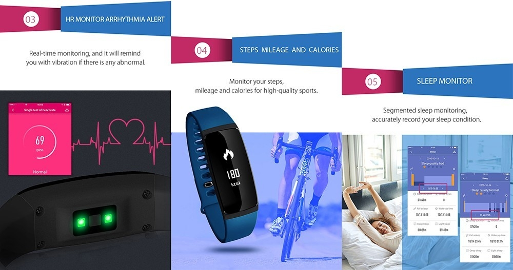 v07 smart wristband user manual