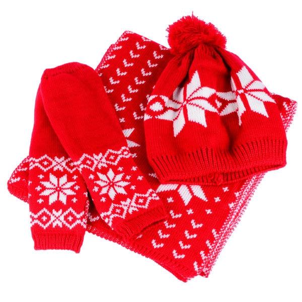 Nigeria Buy Generic 3 In 1 Knitted Snowflake Pattern Hat Scarf