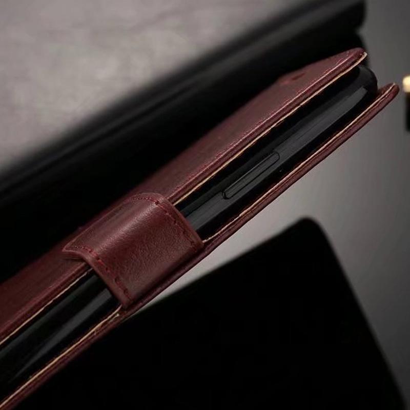 Flip leather case for xiaomi Redmi Note 5