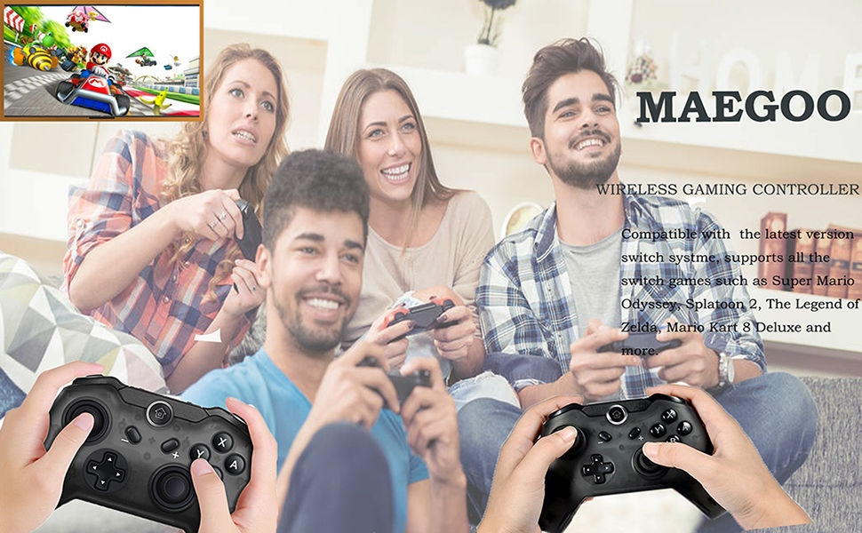 Play games with friends