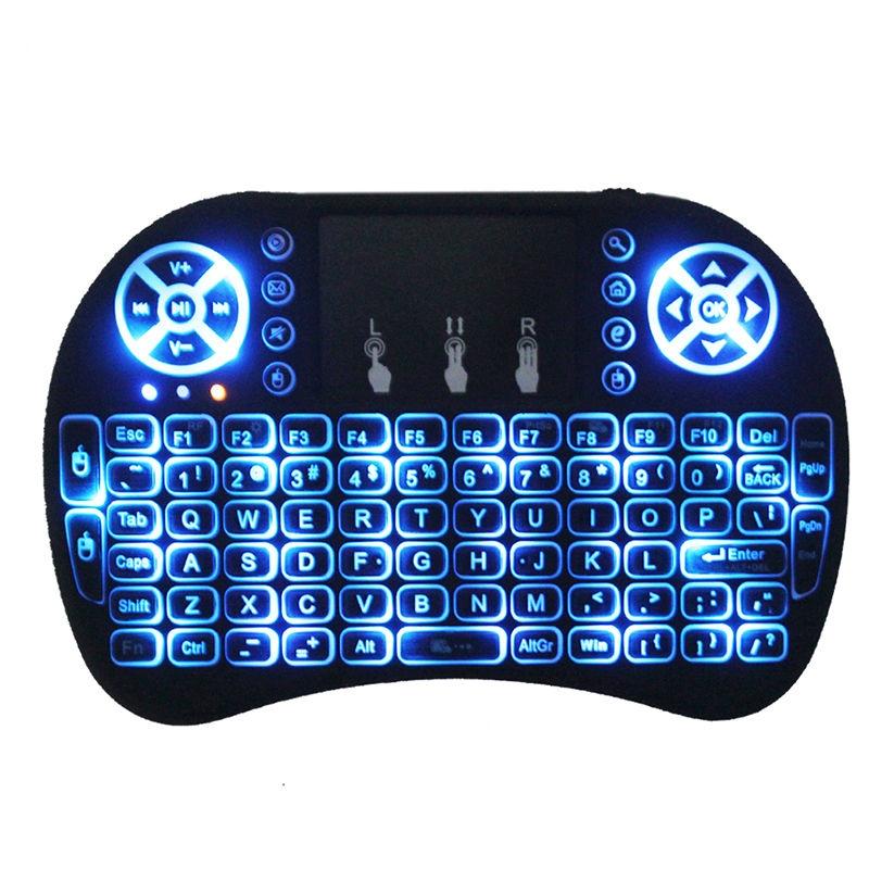 mini i8 wireless keyboard manual