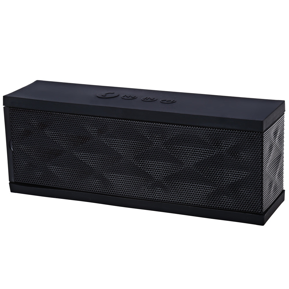 generic wireless bluetooth speaker amplified sound box black buy online jumia nigeria. Black Bedroom Furniture Sets. Home Design Ideas