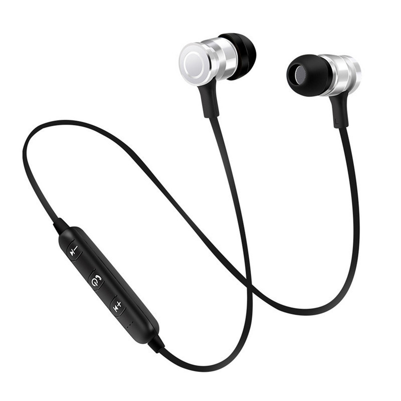 Generic Magnetic Sport Wireless Bluetooth Headphone Super Clear