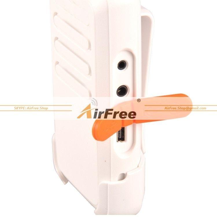 Generic 2PCs PMR446 Walkie Talkie AIRFREE AP-100 5W Long