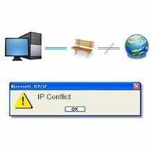 IP conflict
