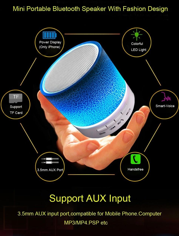 A9 bluetooth speaker