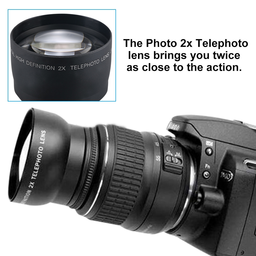 telephoto lens on jumia