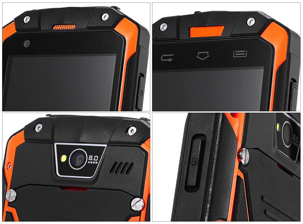 Guophone V9 4.5 inch Android 4.4 3G Smartphone MTK6572 Dual Core 1.2GHz 512MB RAM 4GB ROM 4000mAh Battery GPS Cameras