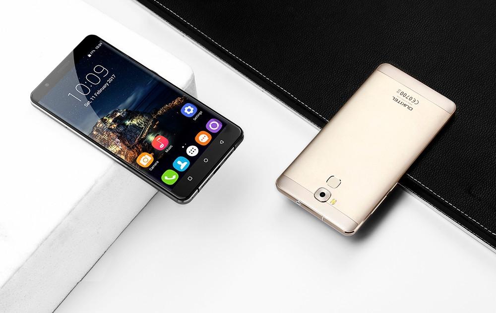 OUKITEL U16 Max 4G Phablet Android 7.0 6.0 inch MTK6753 Octa Core 1.3GHz 3GB RAM 32GB ROM Fingerprint Scanner 5.0MP + 13.0MP Cameras