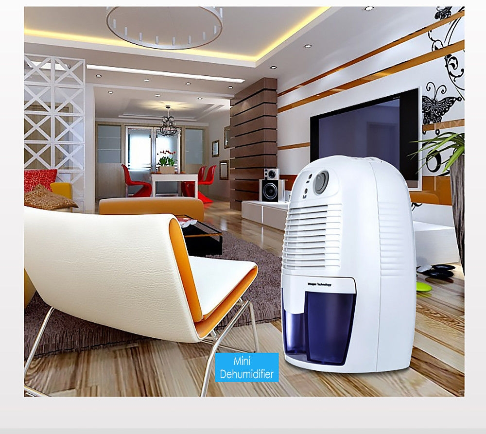 Buy Generic Mini Air Dehumidifier Moisture Absorber With 500ml Water Tank For Home Bedroom