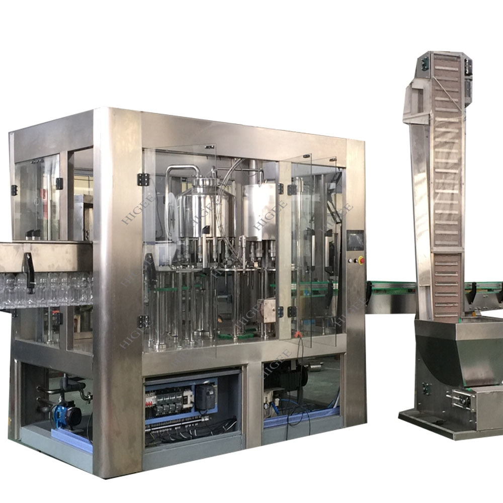 Mineral water filling machine 3 in 1 monoblock , bottling equipment manufacturers, PET bottle liquid filling machine automatic.jpg