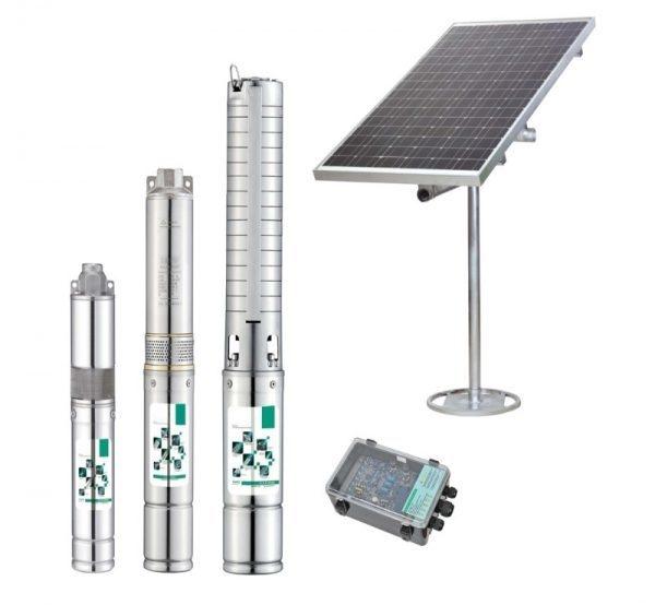 Solar-Water-Pump-600x554 Solar Powered Water Pump