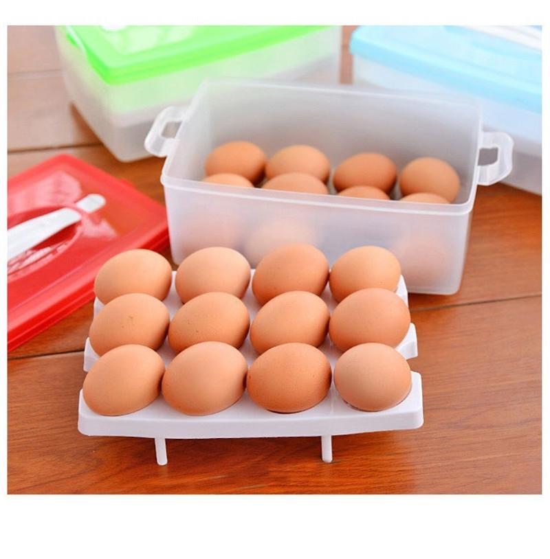 Egg storage box (10)