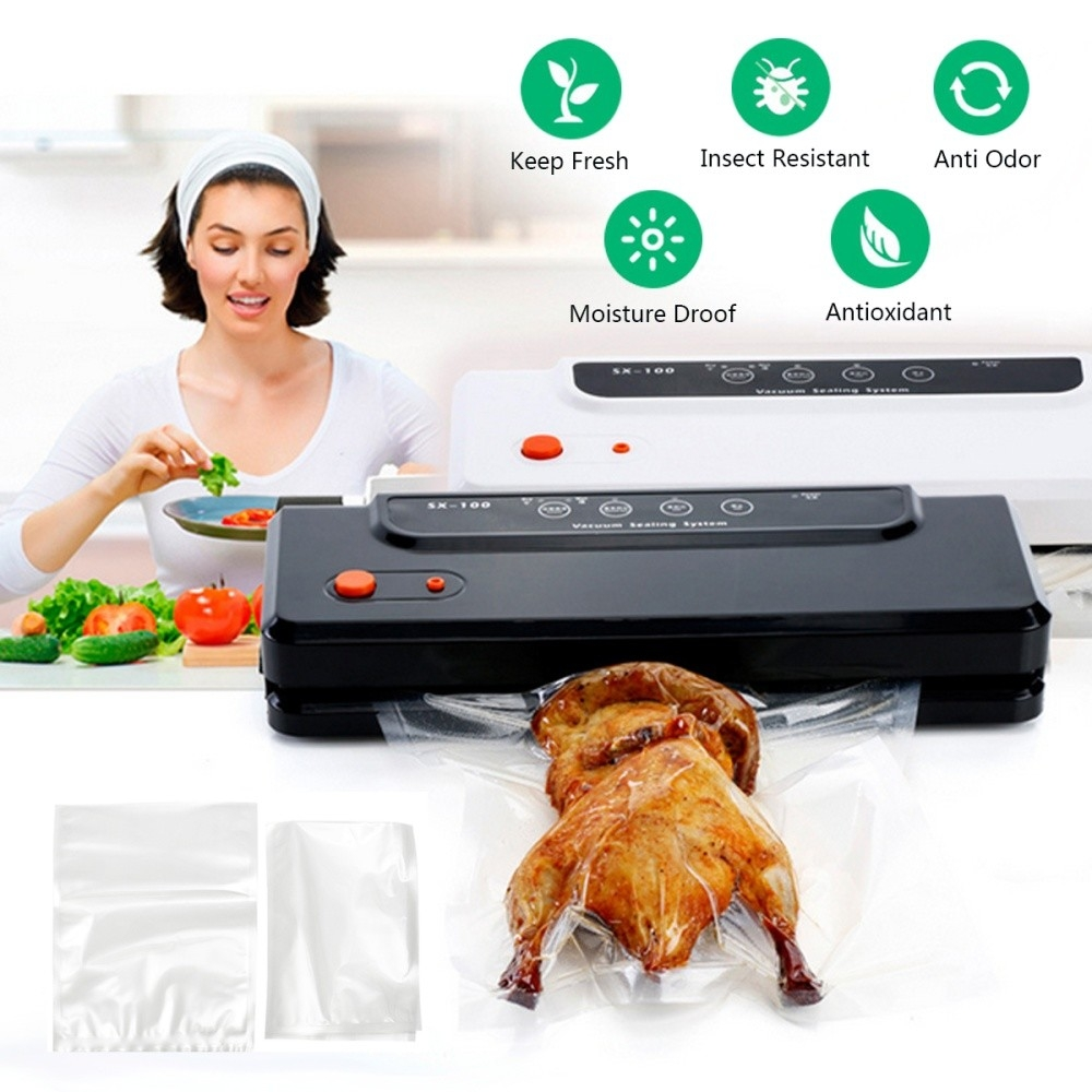 Vacuum Food Sealer Machine